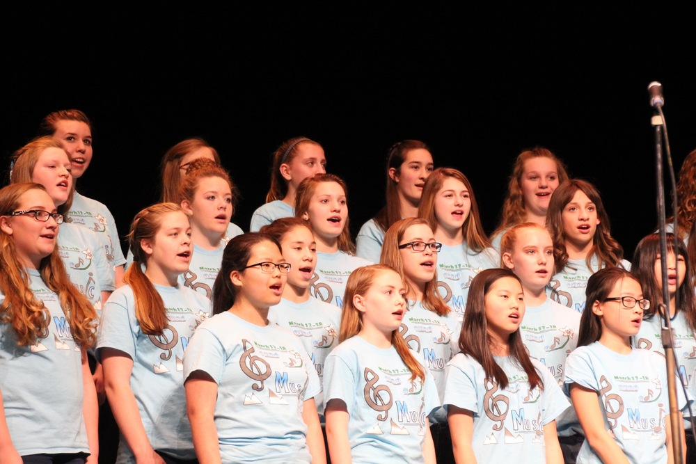 Choral Concert a display of talent and passion