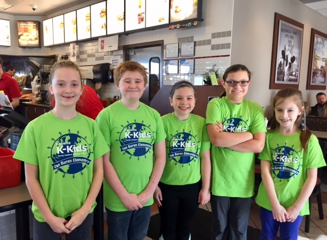Chick-Fil-A Fundraiser Success!