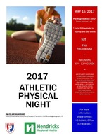 2017-18 Plainfield Physical Night