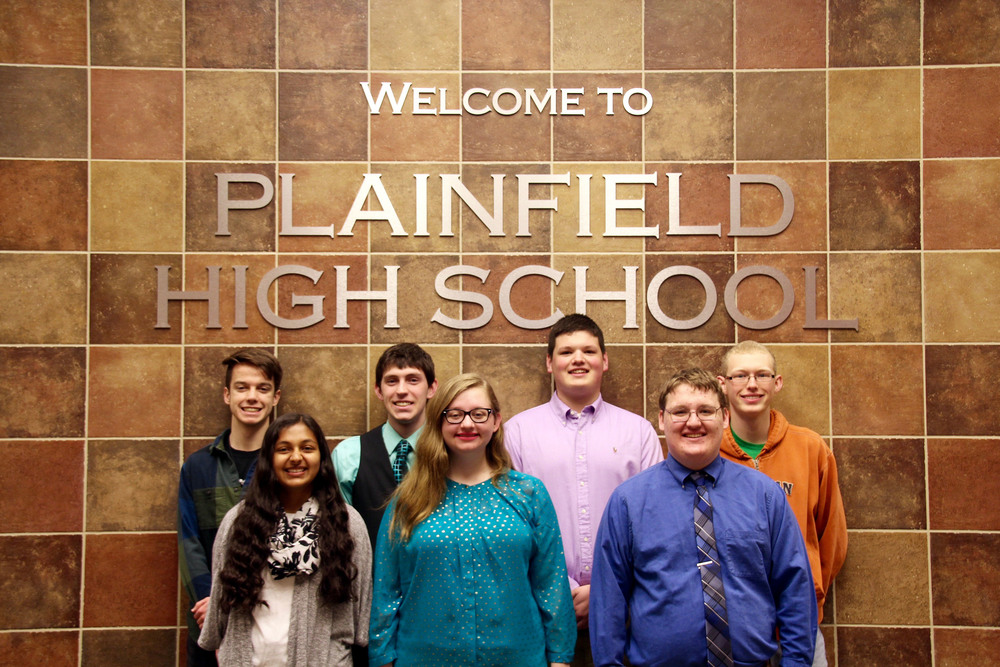 Seven PHS Juniors recognized by National Merit Scholar program