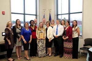Optimists honor Plainfield educators