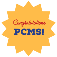 PCMS earns Gold Star honor