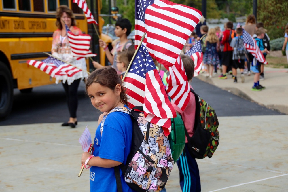 Honoring Patriot Day with a Silent Dismissal