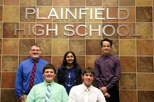 National Merit Scholars: Five Commended Students at PHS