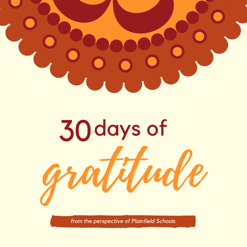 30 Days of Grateful