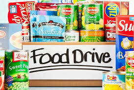 K-Kids Food Drive Starts Monday!