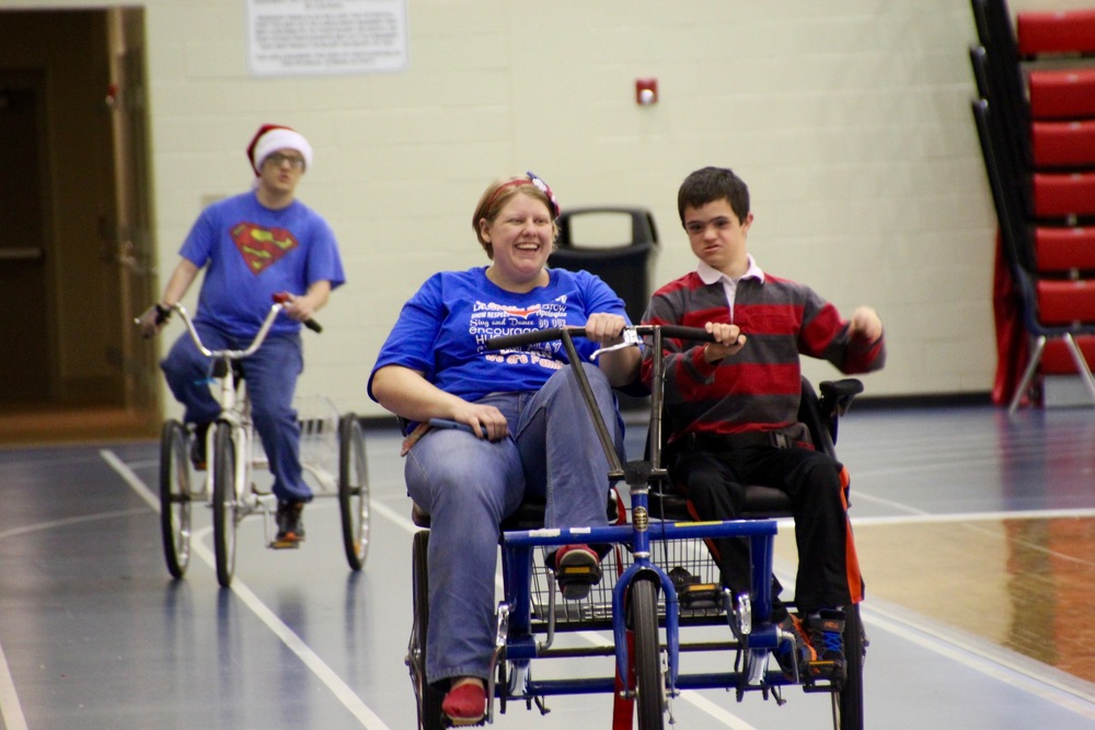 Trike-a-Thon, Sensory Santa at PHS Fieldhouse Saturday
