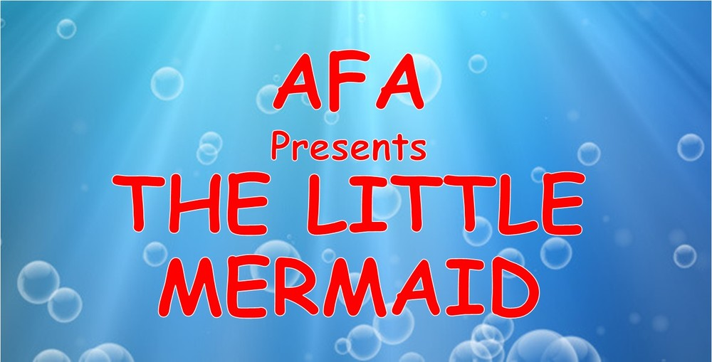The Little Mermaid!