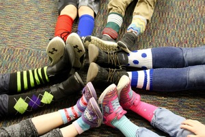 Happy #LotsOfSocks, #WDSD18!