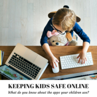 Keeping our kids safe online