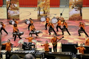 Best of Luck to our PHS Winter Percussion Ensembles!