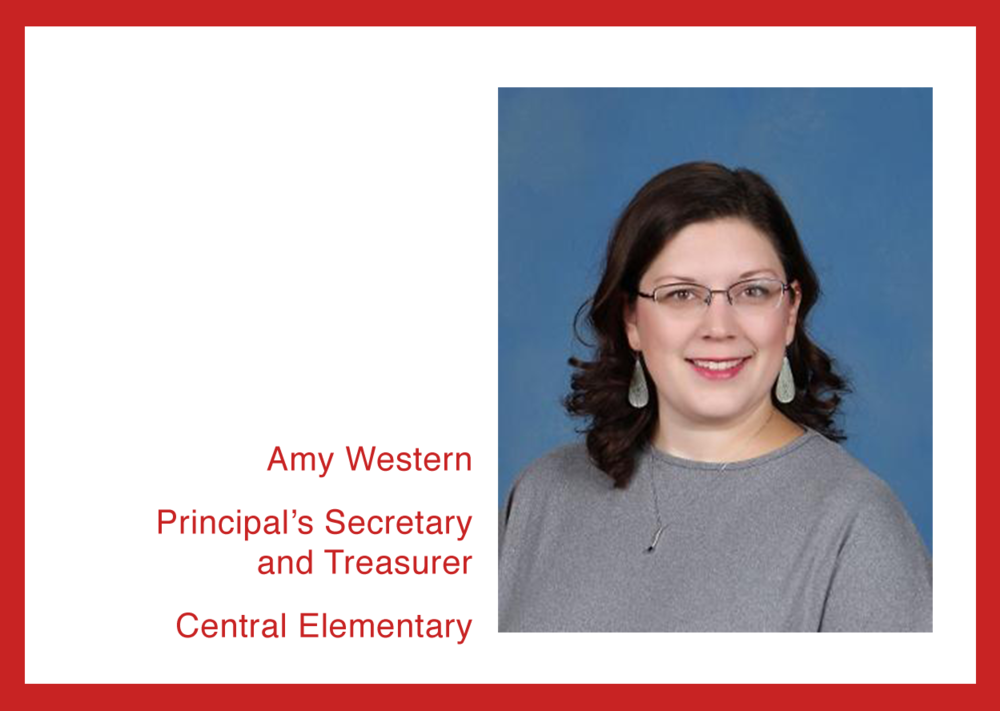 Get to know us: Amy Western!