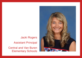 Get to know us: Jacki Rogers!
