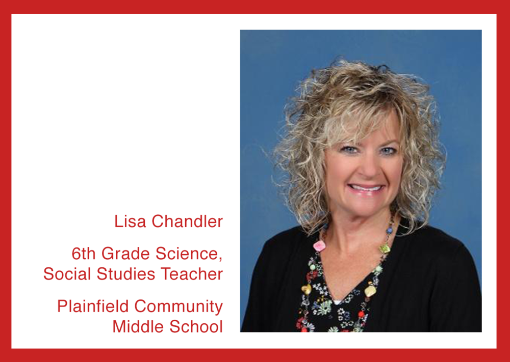 Get to know us: Lisa Chandler!