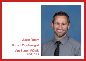 Get to know us: Justin Tobey!