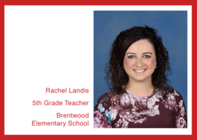 Get to know us: Rachel Landis!