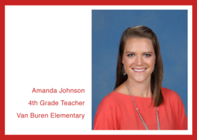 Get to know us: Amanda Johnson!