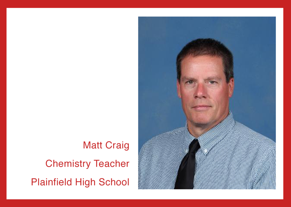 Get to know us: Matt Craig!
