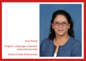 Get to know us: Ana Romo!