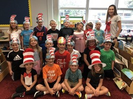 Cat in the Hat Day for First Grade