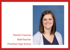 Get to know us: Rachel Freeman!