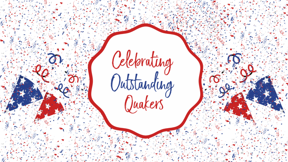 Celebrating Outstanding Quakers