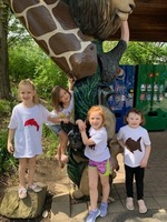 Indianapolis Zoo Trip for the Kindergarteners