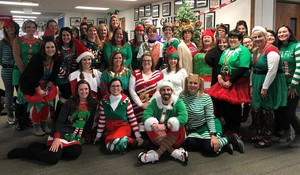 Happy Holidays from Central Elementary!