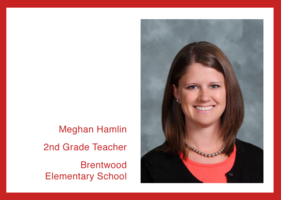 Get to know us: Meghan Hamlin!