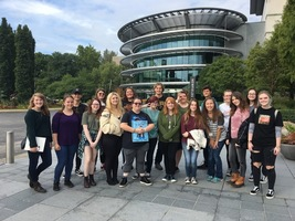 AP Art Studio Students Visit Indianapolis Museum of Art