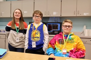 Tech Squad a win-win for PCMS staff, students