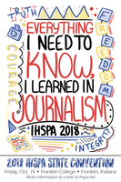 Plainfield High School students receive honors at Indiana High School Press Association (IHSPA) Convention
