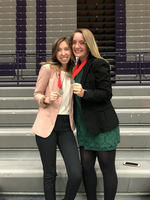 Plainfield High School DECA Competes In District Competition