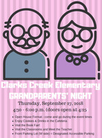 Thursday Night is Grandparents' Night!