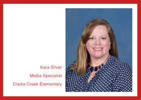 Get to know us: Kara Silver!