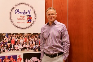 PHS Teacher Honored