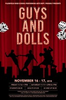 Fall Musical Set for November 16-17th at PHS