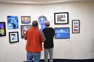 Make an Impression Art Show Set for November 9th