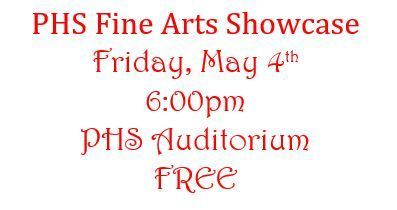 Fine Arts Showcase