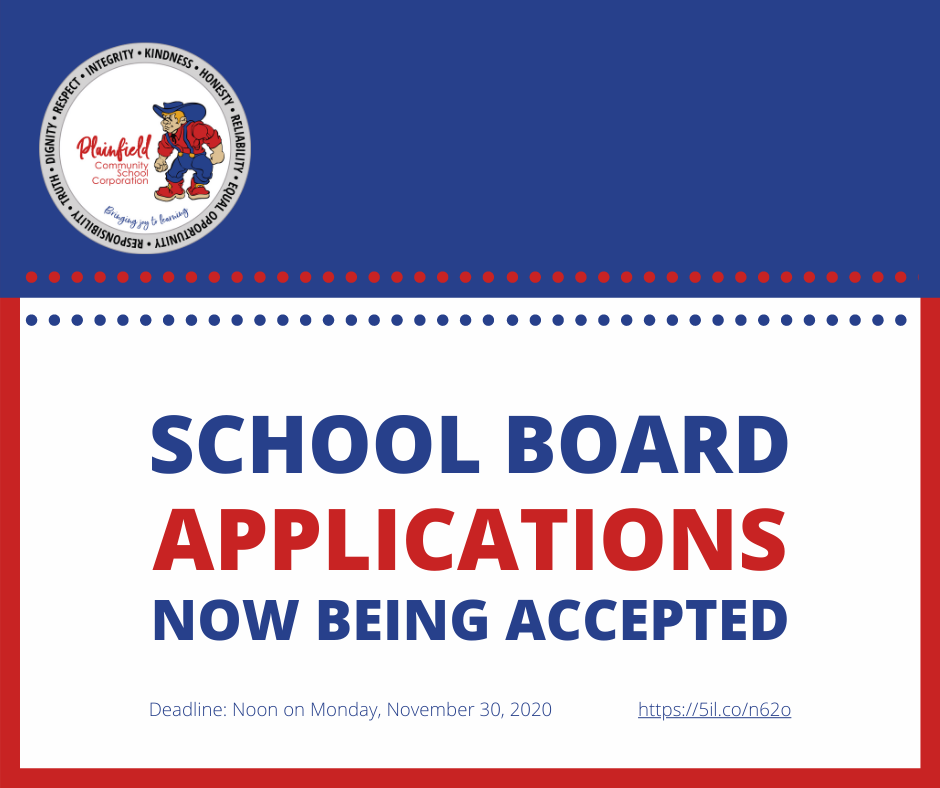 School Board Applications now being accepted