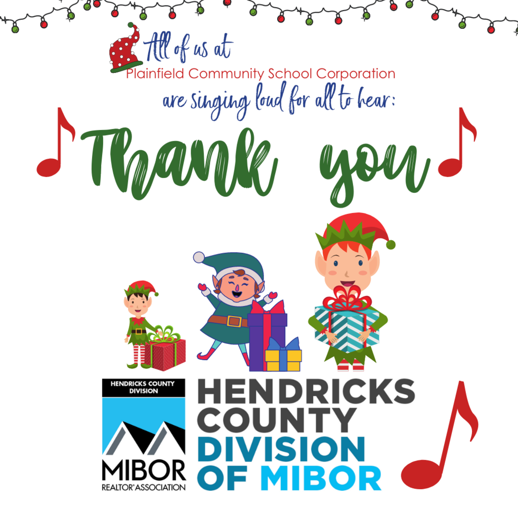 Thank you Hendricks County MIBOR!