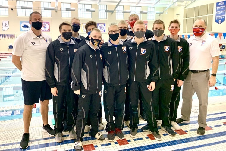 PHS boys swimmers heading to state