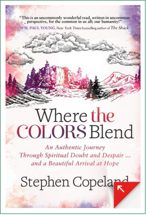 Where the COLORS Blend, by Stephen Copeland
