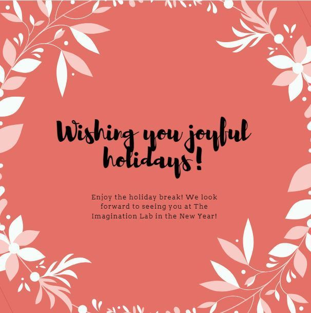 Happiest Holidays to you!