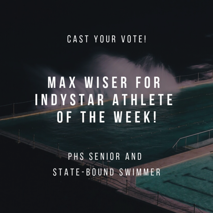 Vote now for Max Wiser, IndyStar Athlete of the Week!