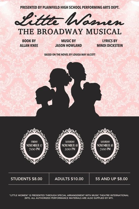 Little Women - The Broadway Musical