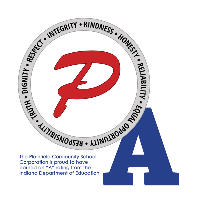"Proud to be an ""A"" rated school district!"