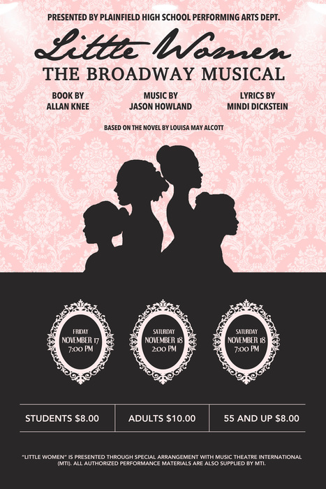 #LittleWomenTheMusical comes to life on stage at PHS this weekend!