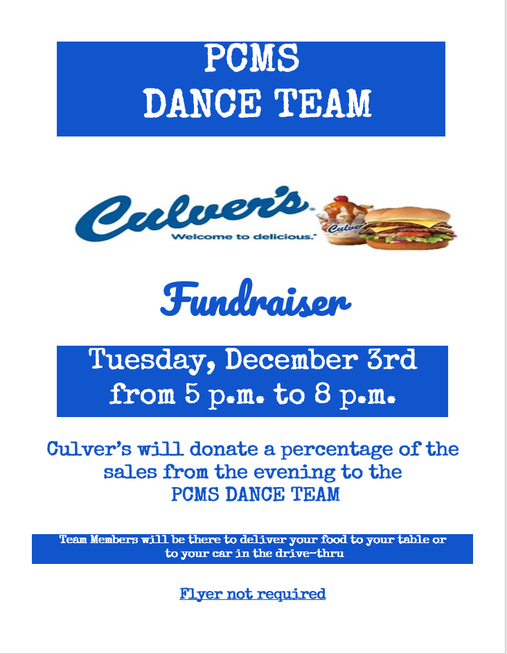 Culvers Night