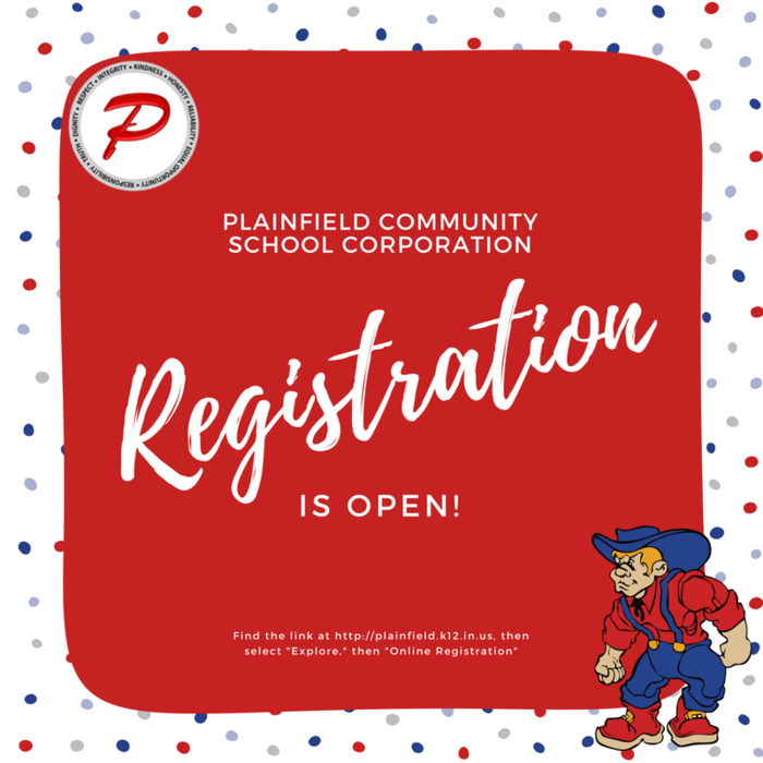 Online registration for the 2018-2019 school year is now open! Click here: http://tiny.cc/htjhry